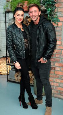 "Suzanne Jackson and Dylan O Connor  pictured at the launch of Rosanna Davisons's book "" Eat Yourself Beautiful"" at House Dublin in  Leeson Street, Dublin"