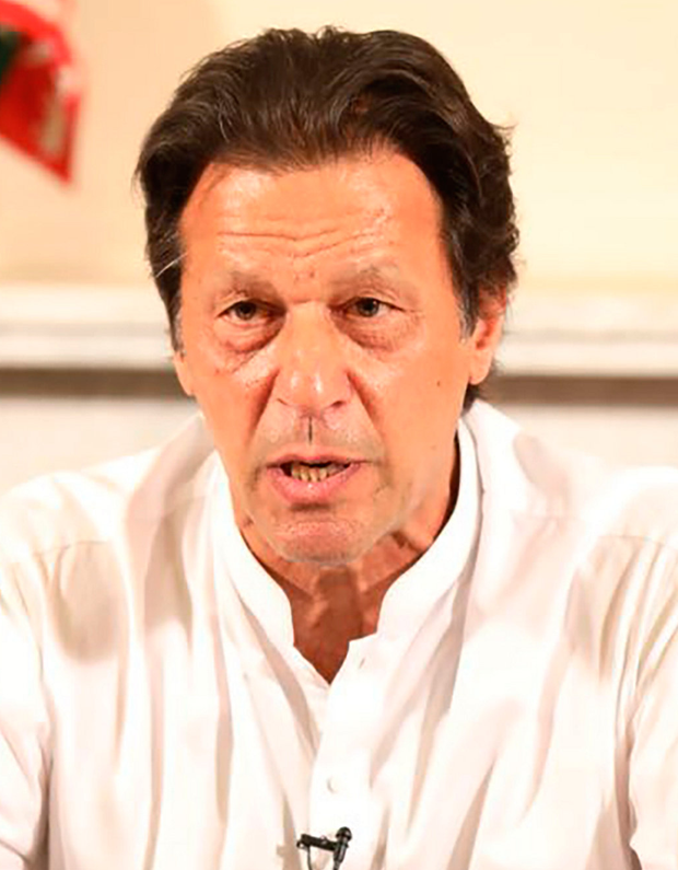 Imran Khan has appealed to young voters eager for change. Photo: Getty Images