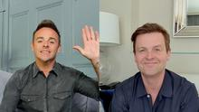 Ant and Dec attended the virtual assembly (Facebook/NSPCC/PA)
