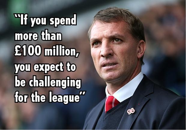 17 quotes from Brendan Rodgers that will make you cringe ...