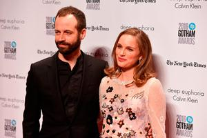 Benjamin Millepied and Natalie Portman attend IFP's 26th Annual Gotham Independent Film Awards at Cipriani, Wall Street on November 28, 2016 in New York City.  (Photo by Matthew Eisman/Getty Images for IFP)