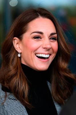 Catherine, Duchess of Cambridge at Basildon Sporting Village on October 30, 2018 in London, England.  (Photo by Tim P. Whitby/Tim P. Whitby/Getty Images)