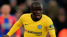 Chelsea's N'Golo Kante. Photo: Getty Images