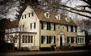 The Amityville Horror Home