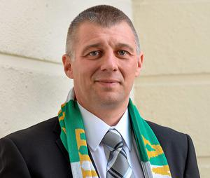 Trevor Croly was officially announced as Bray Wanderers new manager yesterday
