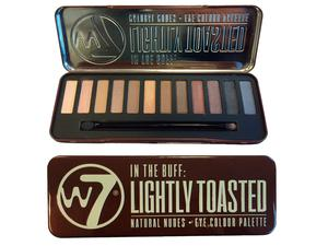 W7 Lightly Toasted Palette (€8.65)