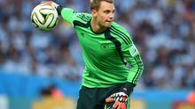 Goalkeeper Manuel Neuer is fit to return between the posts following a minor knee inflammation that saw him sit out Wednesday's 2-2 friendly draw with Australia