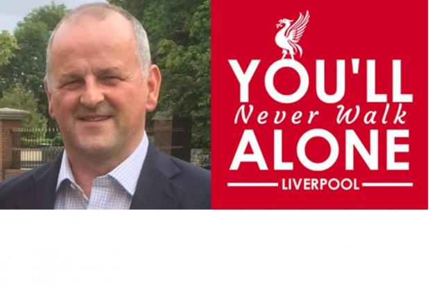 A picture from the Sean Cox GoFundMe page