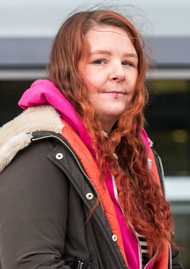 April O'Brien was given a one-year suspended sentence