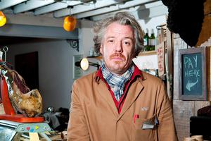 Martin Thomas of the Artisan Parlour and Grocery