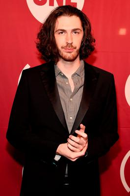 Hozier will be performing live on The Jools Holland Annual Hootenanny 2015 (New Year's Eve, BBC2, 11.10pm).  Photo credit: Theo Wargo/Getty Images