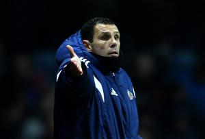 Sunderland manager Gus Poyet spent a year at Leeds working as then manager Dennis Wise's assistant between 2006 and 2007, and retains a huge fondness for a club whose fortunes provide a salutary lesson. Ben Hoskins/Getty Images