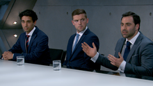 The boys are back in the boardroom