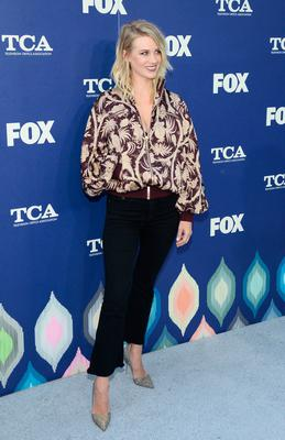 January Jones attends the FOX Summer TCA Press Tour on August 8, 2016 in Los Angeles, California.  (Photo by Matt Winkelmeyer/Getty Images)