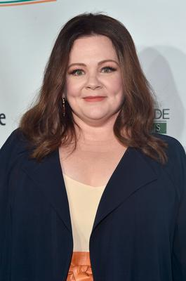 LOS ANGELES, CA - FEBRUARY 21:  Melissa McCarthy attends Oscar Wilde Awards 2019 at  on February 21, 2018 in Los Angeles, California.  (Photo by Alberto E. Rodriguez/Getty Images for US-Ireland Alliance )