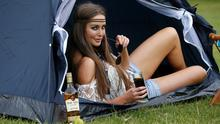 Roz Purcell for Casa Bacardi at Electric Picnic