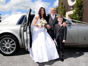The Wedding of Mairead Farrell to Louis Ronan at St Michael Church Ballyclerihan, Clonmel, Co. Tipperary
