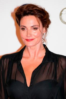 Broadchurch star Sarah Parish raised eyebrows with facelift Picture: PA