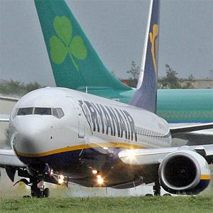 A survey by international aviation group CAPA shows the disparity in employee costs between Aer Lingus and Ryanair