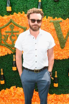 Actor Danny Masterson attends the Ninth Annual Veuve Clicquot Polo Classic at Liberty State Park on June 4, 2016 in Jersey City, New Jersey.  (Photo by Jamie McCarthy/Getty Images for Veuve Clicquot)