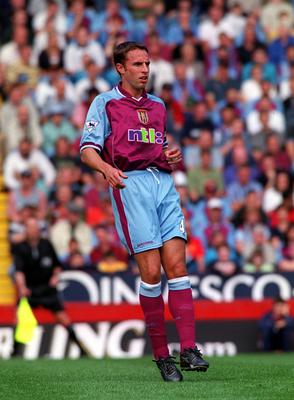 Current England boss Gareth Southgate was in the Aston Villa team the last time they beat Arsenal at home (PA)