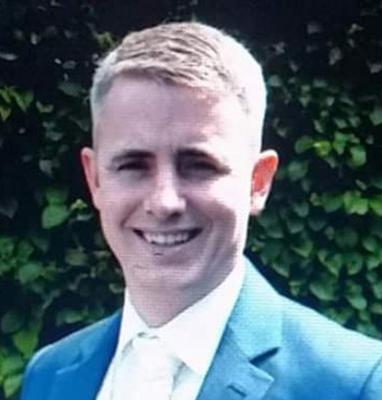 Dad-of-two Vincent Parsons, who was brutally mudered