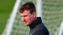 Stephen Kenny's plans have been thrown into chaos due o Covid-19