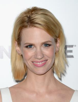 """January Jones arrives at the Premiere of AMC's """"Mad Men"""" Season 6 at DGA Theater on March 20, 2013 in Los Angeles, California.  (Photo by Jason Merritt/Getty Images)"""
