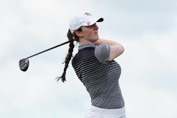 Touch of class: Wake Forest offered Lauren the perfect mix of academics and golf. Photo: Golffile | Thos Caffrey