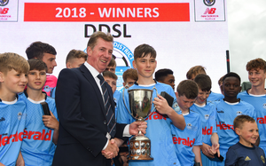 The DDSL winning the Kennedy Cup last summer