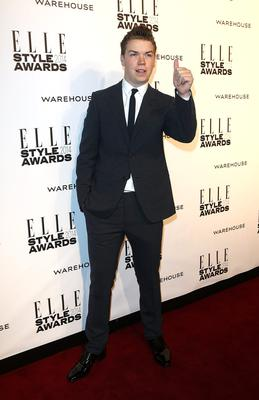 Will Poulter attends the Elle Style Awards 2014 at one Embankment on February 18, 2014 in London, England.  (Photo by Tim P. Whitby/Getty Images)