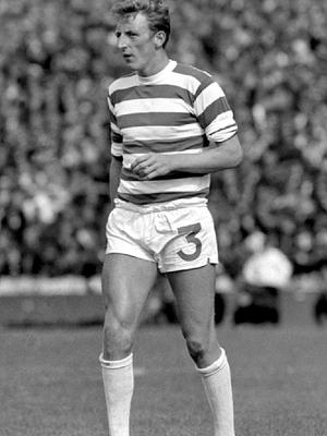 Lisbon Lion Tommy Gemmell has died after a long illness, Celtic have announced