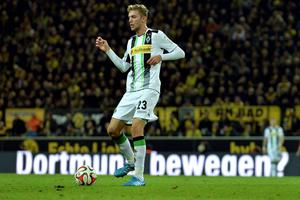 Christoph Kramer of Borussia Moenchengladbach scored an embarrassing own goal to hand Borussia Dortmund victory at the weekend.
