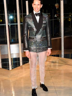 NEW YORK, NY - JUNE 01:  Di Mondo attends the 2015 CFDA Fashion Awards at Alice Tully Hall at Lincoln Center on June 1, 2015 in New York City.  (Photo by Larry Busacca/Getty Images)