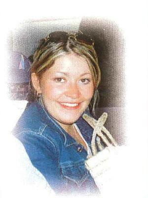 Jenny O'Riordan, who died in 2002 due to Cardiomyopathy