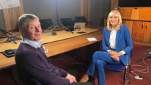 Tony Lunney speaking to Miriam O'Callaghan on RTÉ PrimeTime. Credit: RTÉ