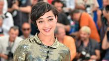 """Irish-Ethiopian actress Ruth Negga poses on May 16, 2016 during a photocall for the film """"Loving"""" at the 69th Cannes Film Festival"""