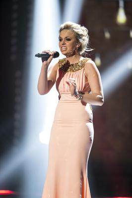 Danica Holland on The Voice