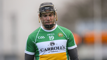 Offaly will play in Division 2 next year after losing a relegation playoff to Carlow. Photo by Eóin Noonan/Sportsfile