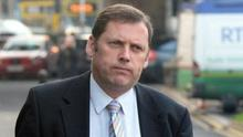 'Phantom votes': TD Barry Cowen was seemingly absent from the Dáil when two votes were recorded on September 26. Photo: Caroline Quinn