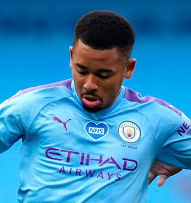 Opportunity has knocked for Gabriel Jesus. Photo: Dave Thompson/Pool via Getty Images