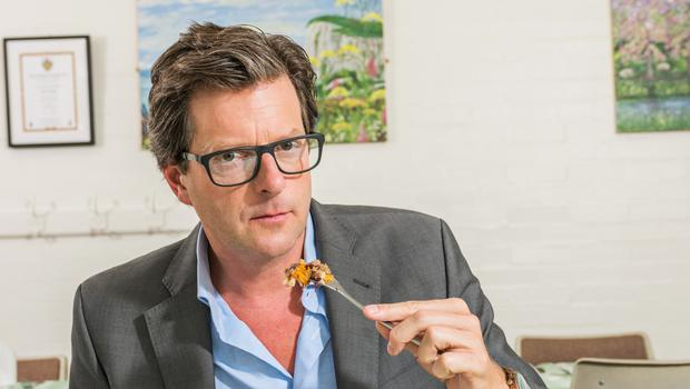 William Sitwell has become a Daily Telegraph restaurant critic (Royal Voluntary Service/PA)