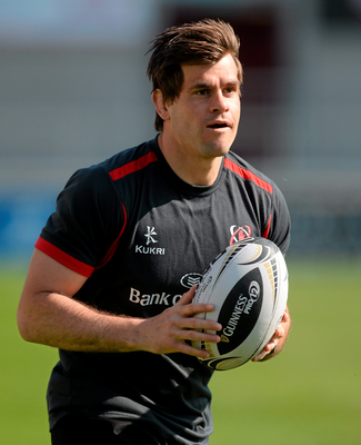 """Ulster full-back Louis Ludik has said that it is """"crunch time"""" for his side as they prepare for a defining interprovincial battle with Munster at the Kingspan Stadium this weekend (Oliver McVeigh / SPORTSFILE)"""