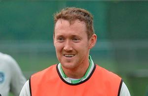 Everton's Aiden McGeady is a key part of Martin O'Neill's plans for the crucial Euro 2016 qualifier with Poland on Sunday week