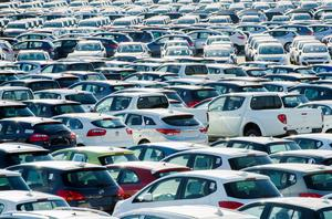 Increased confidence has helped car sales