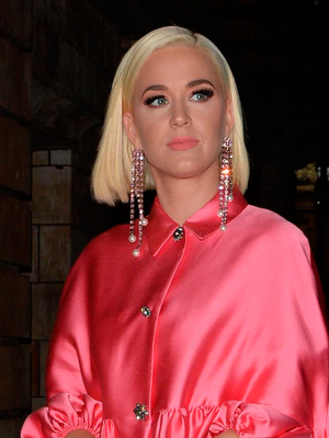 Katy Perry. Photo: Palace Lee/REX
