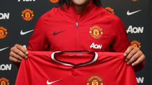 New Manchester United signing Radamel Faalcao