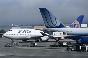 The United Airlines flight diverted to Dublin this morning