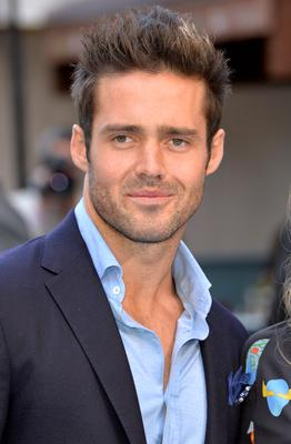 """LONDON, ENGLAND - JUNE 09:  Spencer Matthews attends the European Premiere of """"Entourage"""" at Vue West End on June 9, 2015 in London, England.  (Photo by Anthony Harvey/Getty Images)"""