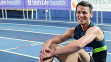 Thomas Barr is impressing on the track again and has his sights set on this year's European Championships in Berlin. Photo: Sportsfile